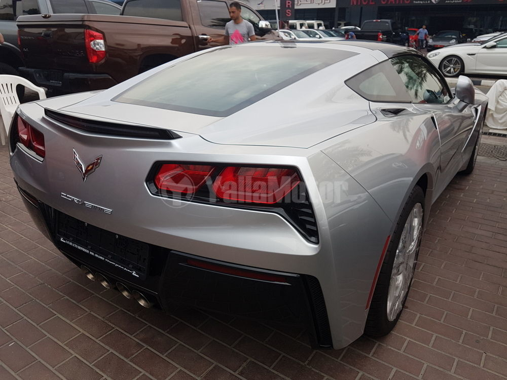 New Chevrolet Corvette 2016 Car For Sale In Kuwait City