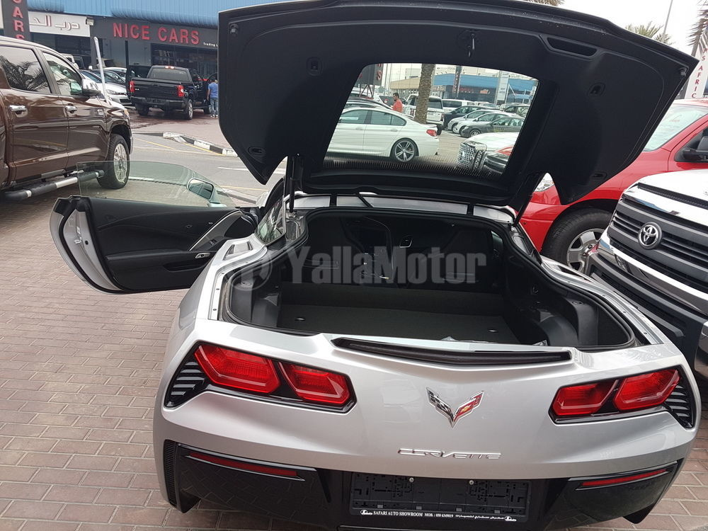 new chevrolet corvette 2016 car for sale in kuwait city. Black Bedroom Furniture Sets. Home Design Ideas