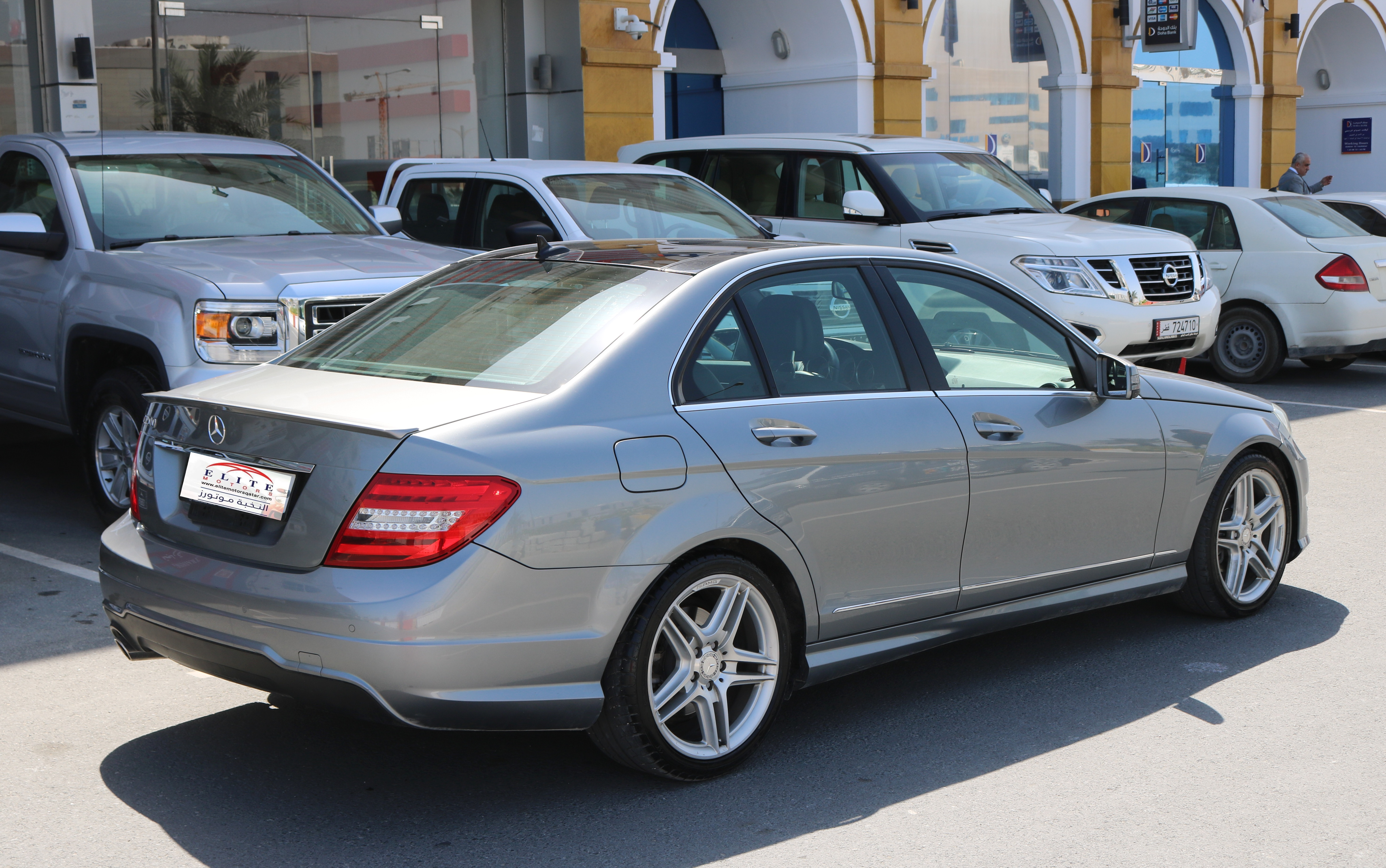 Used mercedes benz c class c 200 2013 710883 for Sun motor cars mercedes benz