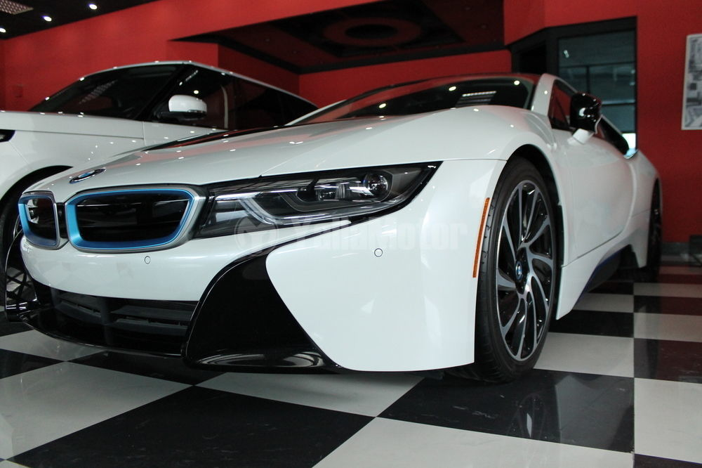 Used Bmw I8 2017 Car For Sale In Cairo 758999
