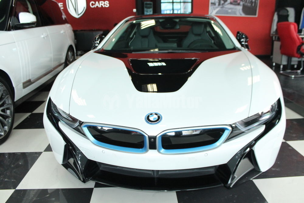 Used Bmw I8 2017 Car For Sale In Doha 759000