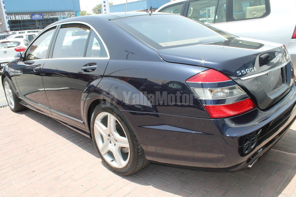 Used mercedes benz s class s 500 l 2008 car for sale in for Mercedes benz s class used for sale