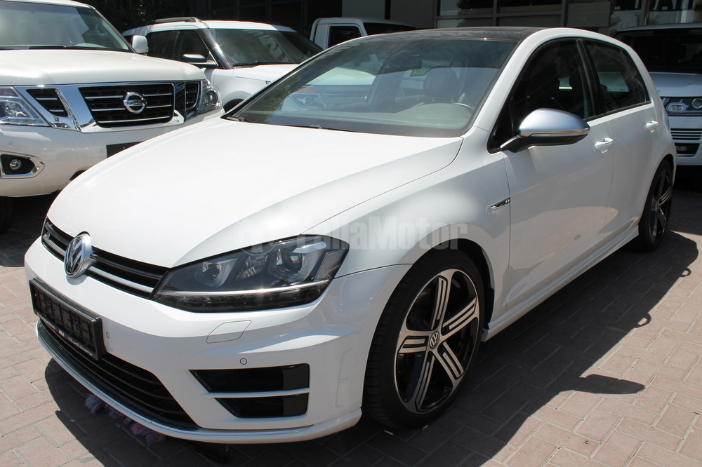 New Volkswagen Golf R 2016 Car For Sale In Doha