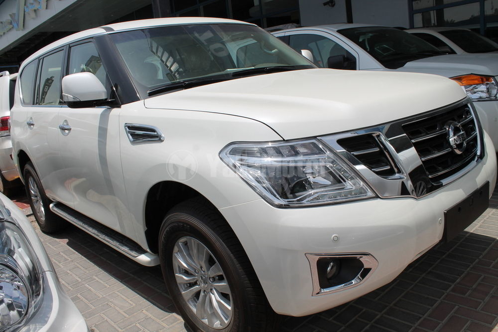 New Nissan Patrol Le Platinum 2018 Car For Sale In Dubai