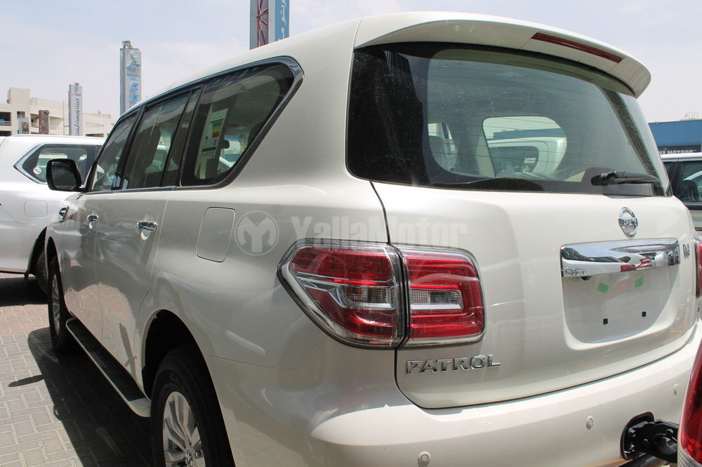 New Nissan Patrol Le Platinum 2018 Car For Sale In Manama
