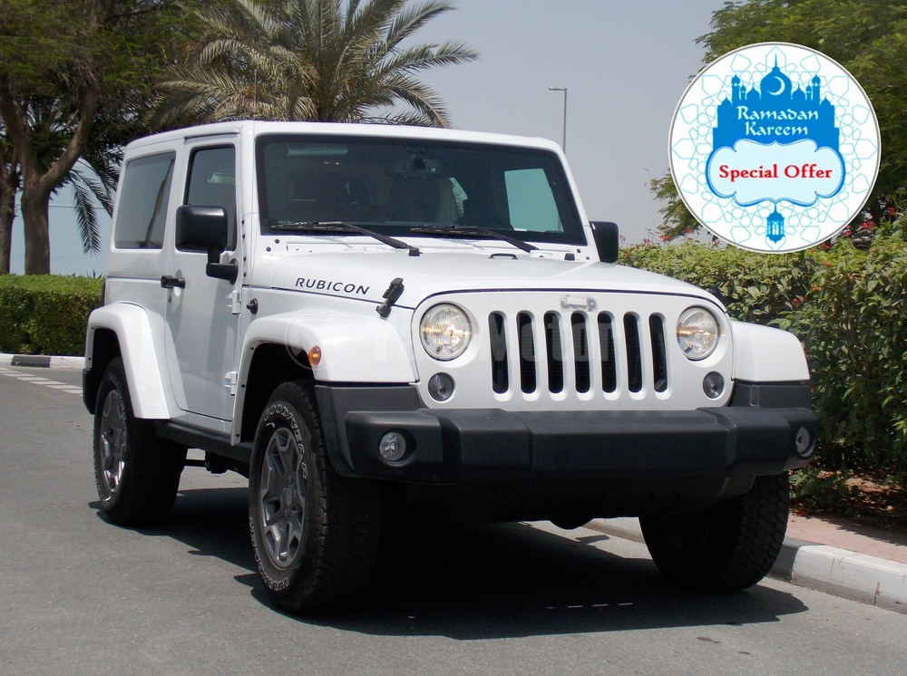 New Jeep Wrangler Rubicon 36l At 2016 Car For Sale In Kuwait City