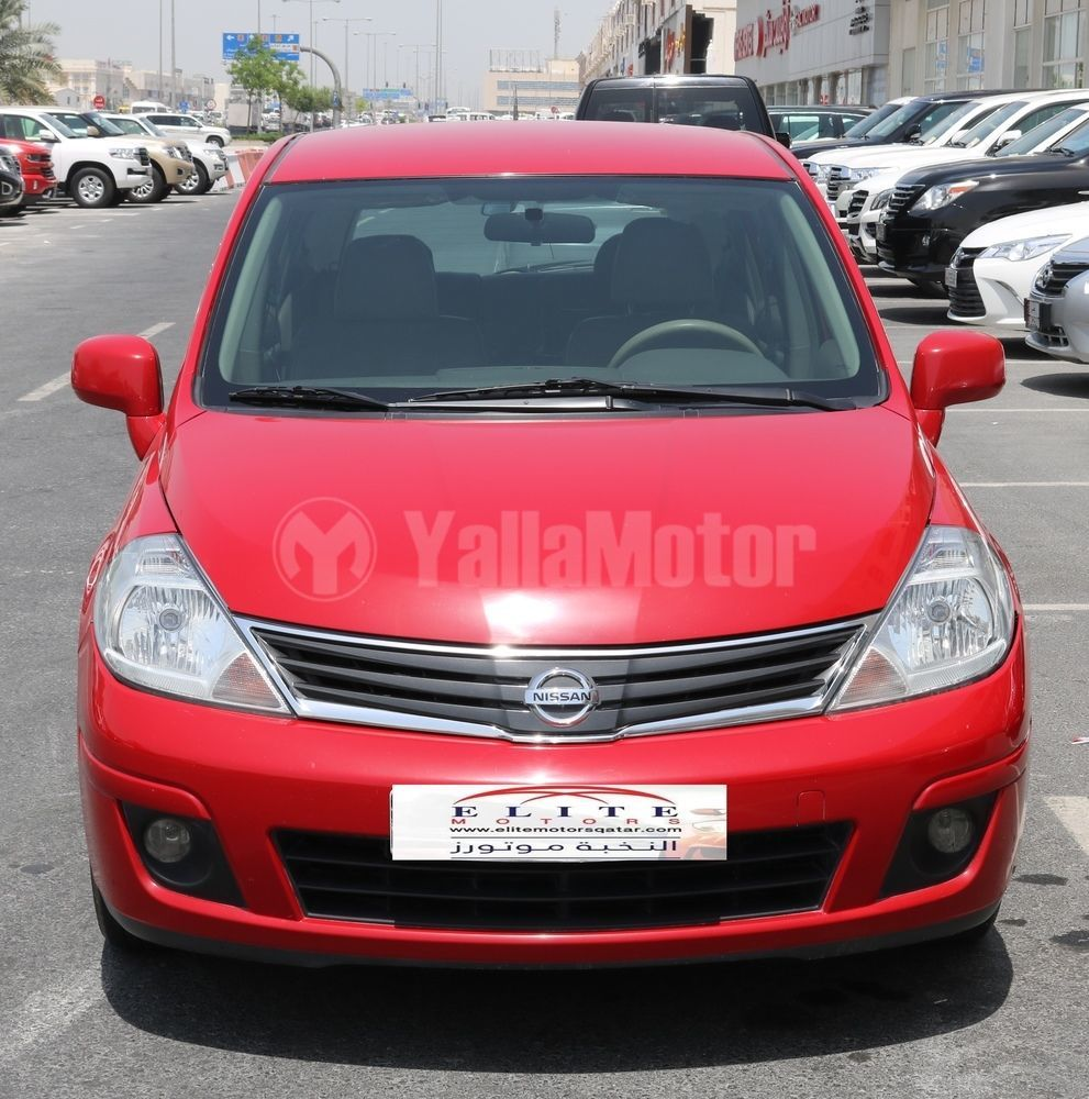 Used nissan tiida hatchback 2013 car for sale in doha for Used car motors for sale