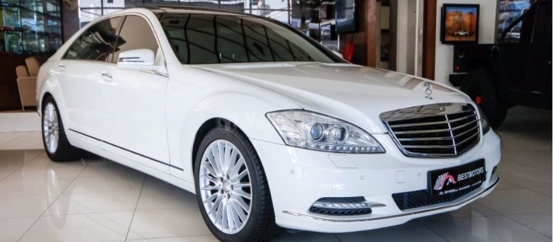 Used mercedes benz s class s 300 2012 car for sale in for Mercedes benz s class 2012 for sale