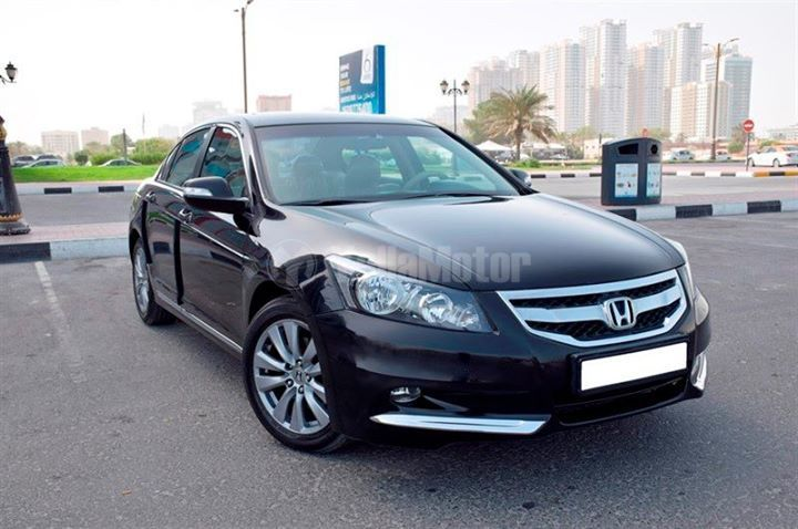 used honda accord 2012 car for sale in dubai 723957. Black Bedroom Furniture Sets. Home Design Ideas
