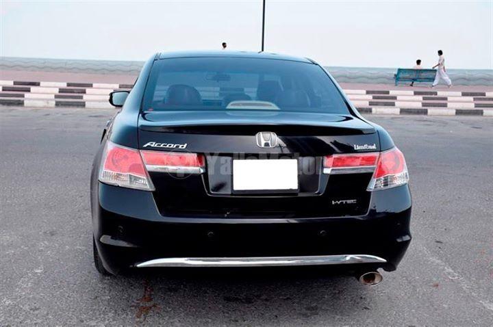 New Honda Accord 2012 Car For Sale In Dubai