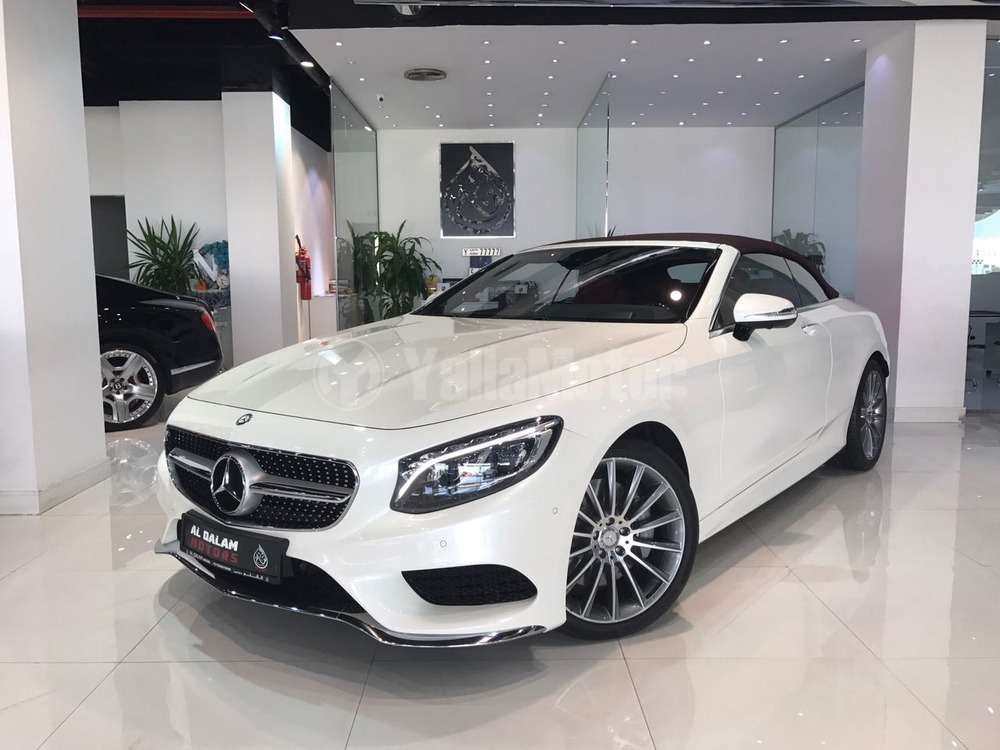 New mercedes benz s class coupe s 500 2017 car for sale in for Mercedes benz s 500 for sale used