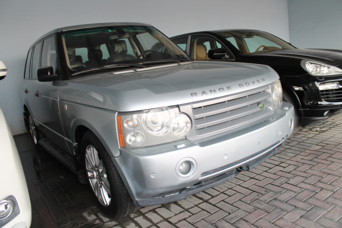 Used Land Rover Range Rover Hse 2009 Car For Sale In Dubai