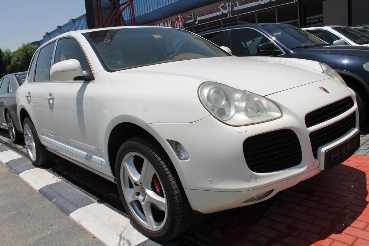 Used Porsche Cayenne Turbo 2006 724205 Yallamotor Com