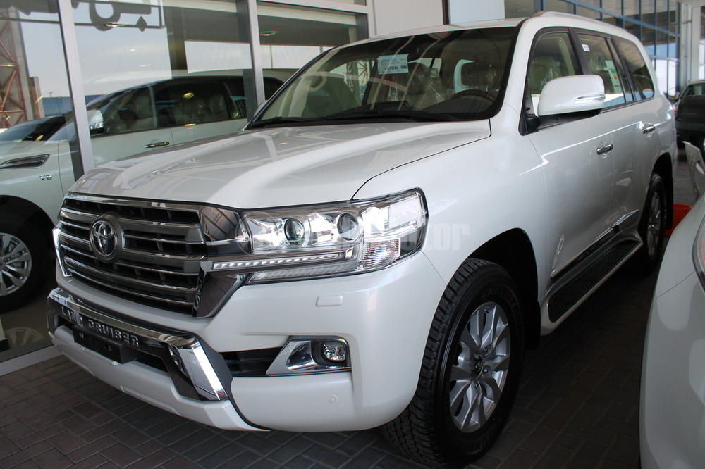 Used Toyota Land Cruiser 4 0l Gxr 2017 Car For Sale In