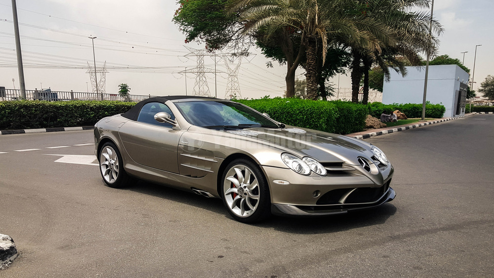Used Mercedes Benz Slr 722 Edition 2007 Car For Sale In
