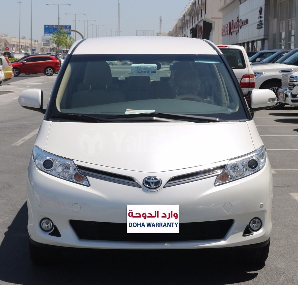 New Toyota Previa S 2016 Car For Sale In Doha
