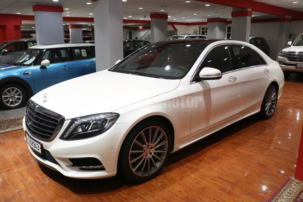 Used mercedes benz s class s 400 2016 car for sale in doha for Used mercedes benz cars for sale