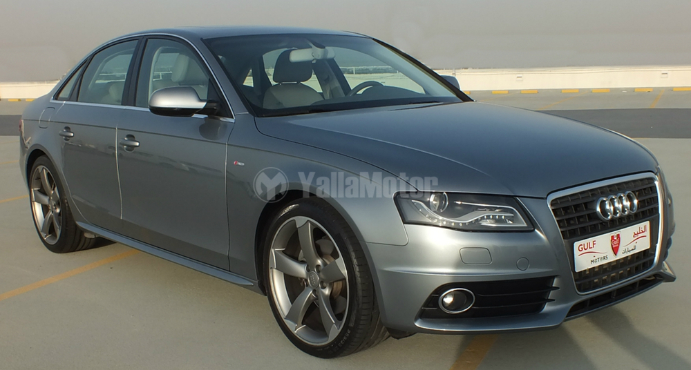 Used Audi A4 2012 Car for Sale in Dubai 730408  YallaMotorcom