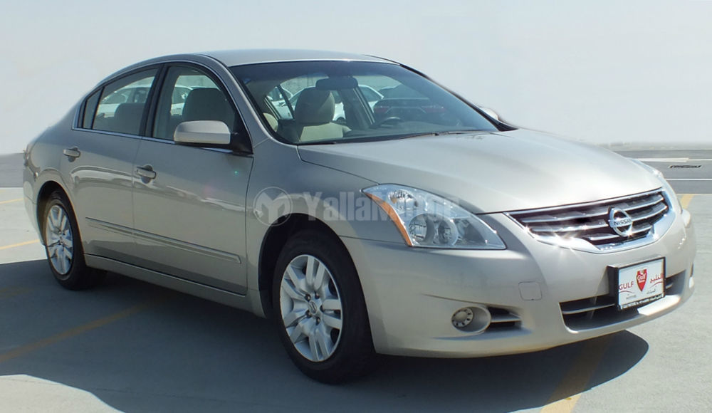 Used Nissan Altima 2010 Car For Sale In Dubai 730467