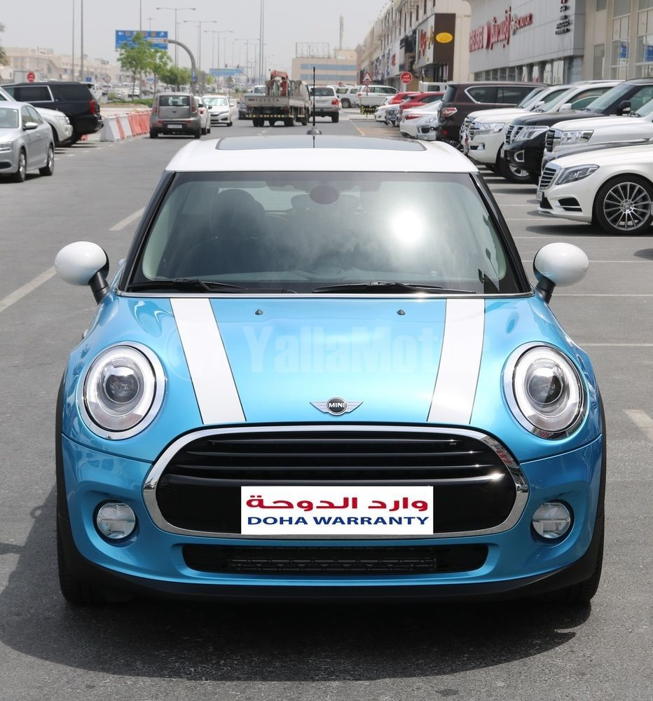 New mini cooper s cooper s 2017 car for sale in doha for Mini motor cars for sale