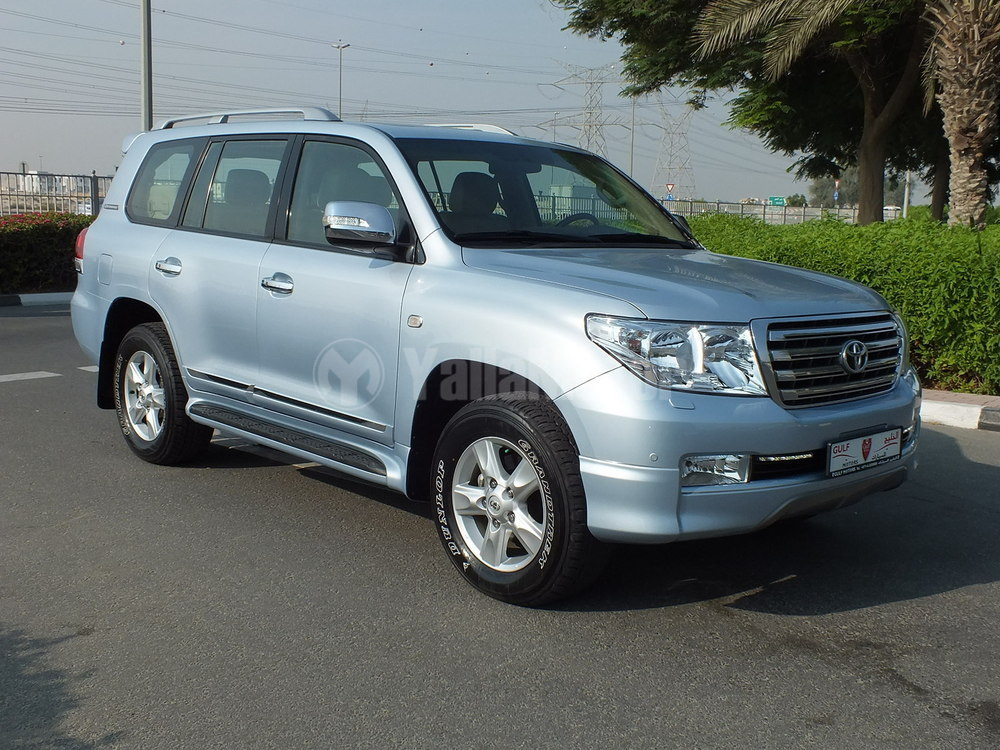 used toyota land cruiser 4 6l vxr 2014 car for sale in