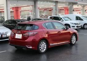 Used Lexus CT 200H 4 Door 1.8L 2011 Car For Sale In Doha