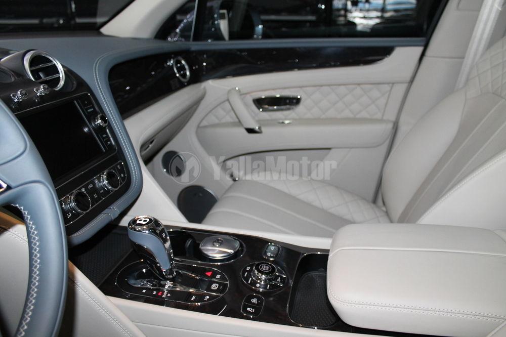 New Bentley Bentayga W12 2017 Car For In Dubai