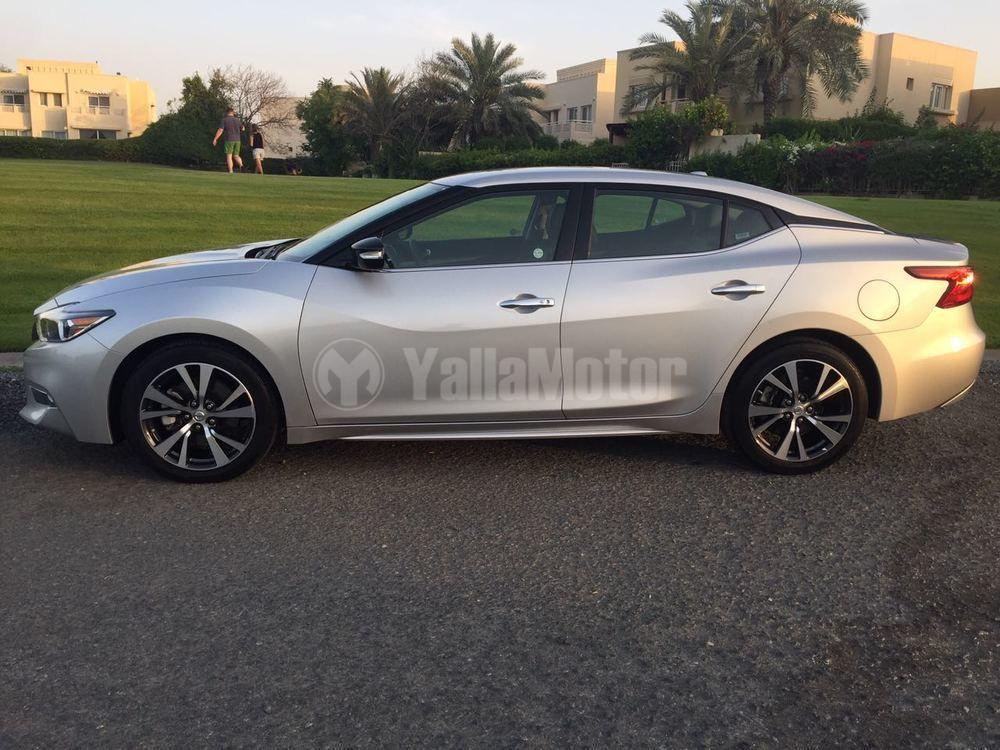 New Nissan Maxima 2017 Car For Sale In Dubai