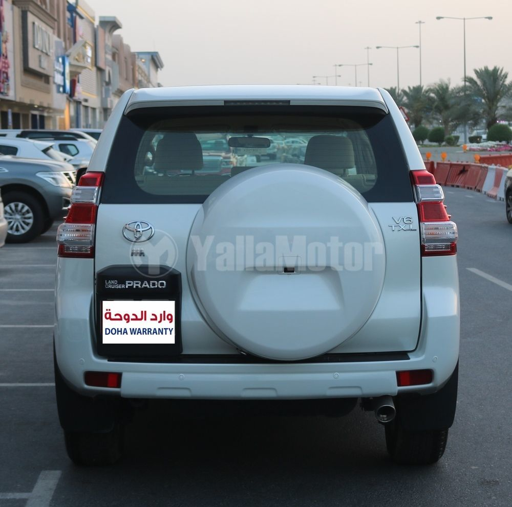 new toyota land cruiser prado txl 2016 car for sale in doha