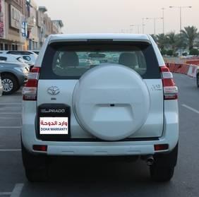 toyota land cruiser prado 2016 4 0l vxr in qatar new car