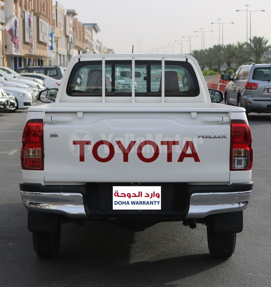 new toyota hilux 2 7 single cab 4x4 m t base 2016 car for