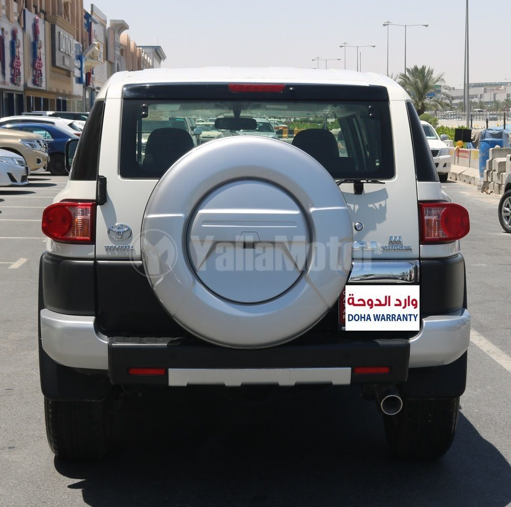 New Toyota Fj Cruiser 2016 Car For Sale In Doha