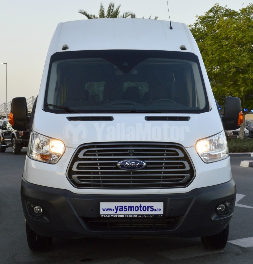 Ford Transit 350 Lwb Specificaties: Used Ford Transit 3.7L 350XL (High Roof) Extended Length