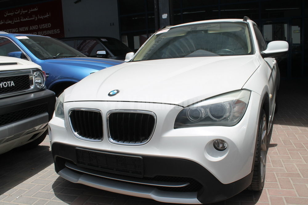 Used Bmw X1 2013 Car For Sale In Doha 758553