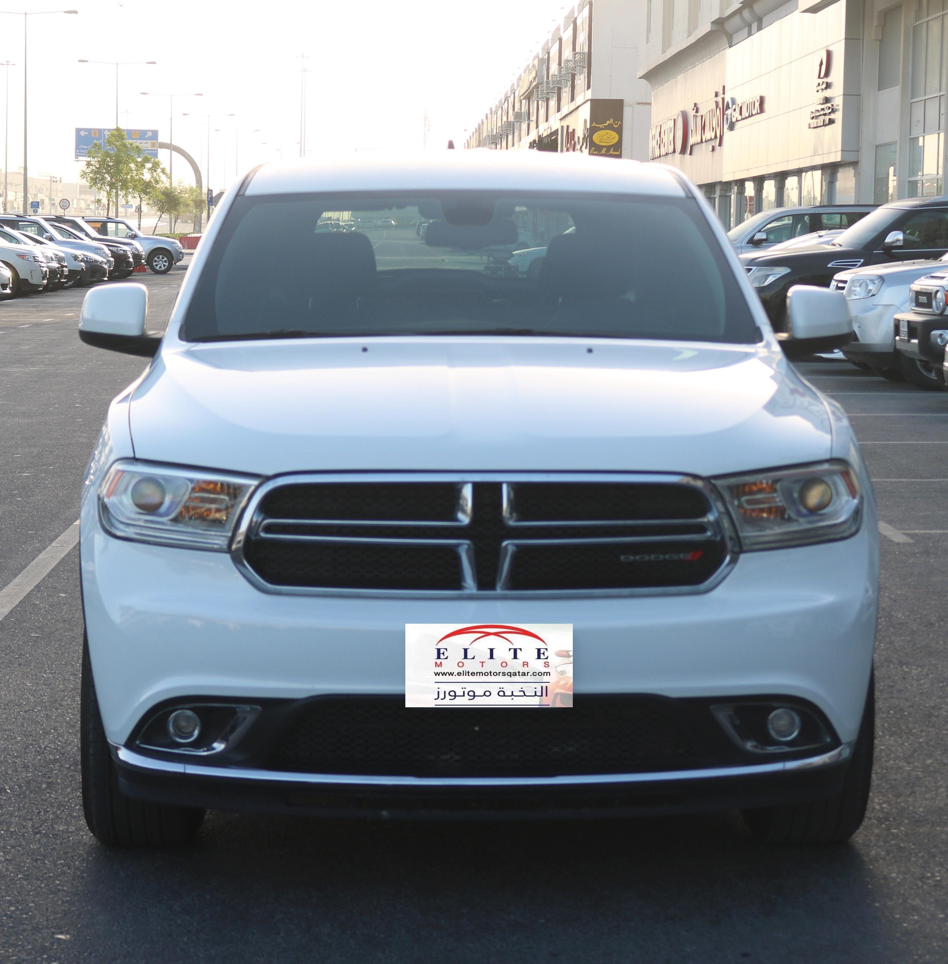 Used Dodge Durango 2014 Car For Sale In Doha (732803