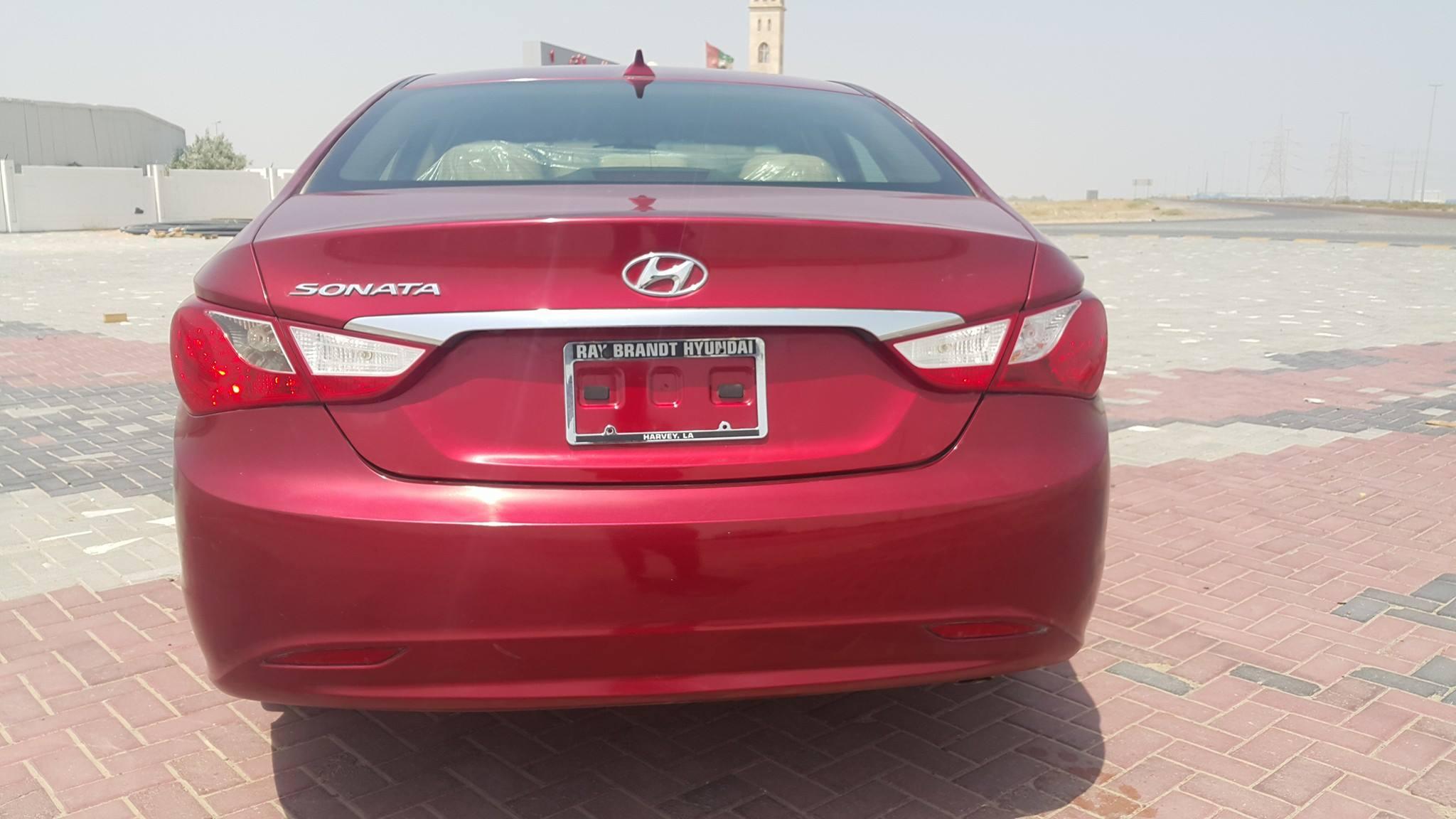 Used hyundai sonata 2013 car for sale in ajman 733224 for Hyundai motor finance fax number