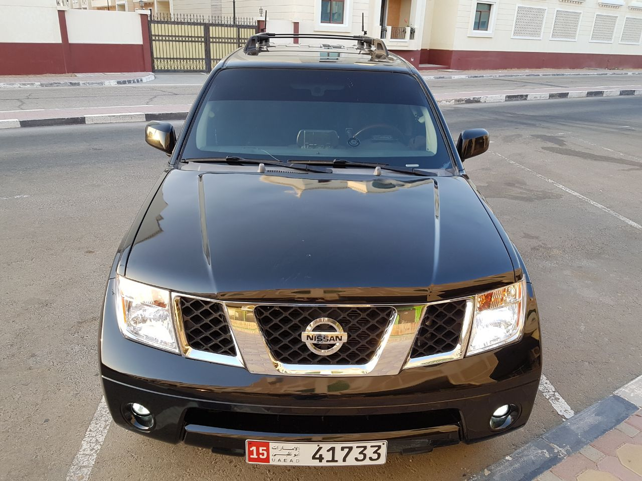 Used Nissan Pathfinder 2006 Car For Sale In Al Ain 733360