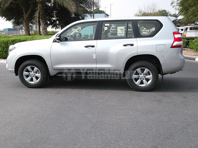 New Toyota Land Cruiser Prado 2 7l Exr 2017 Car For Sale