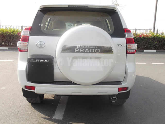 New Toyota Land Cruiser Prado 5 Door 3 0l Diesel 2017