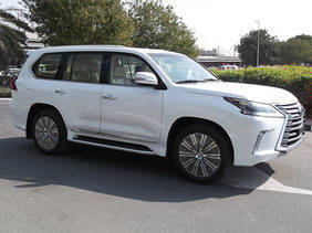 2017 Lexus LX Prices in UAE Gulf Specs  Reviews for Dubai Abu