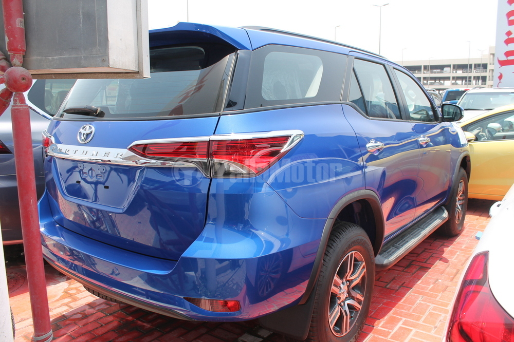 New Toyota Fortuner 2017 Car For Sale In Doha
