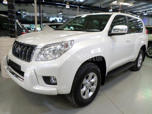 Used Toyota Land Cruiser Prado Txl 2013 Car For Sale In