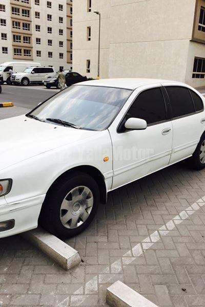 Used Nissan Maxima 1999 Car For Sale In Dubai