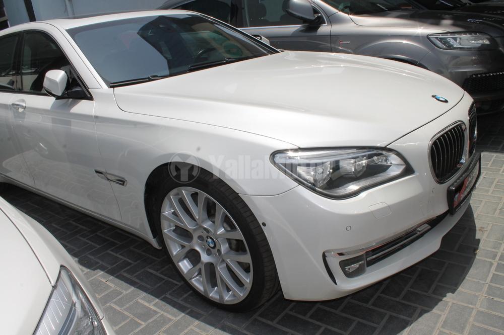 New BMW 7 Series 750Li 2013 Car For Import In Saudi Arabia