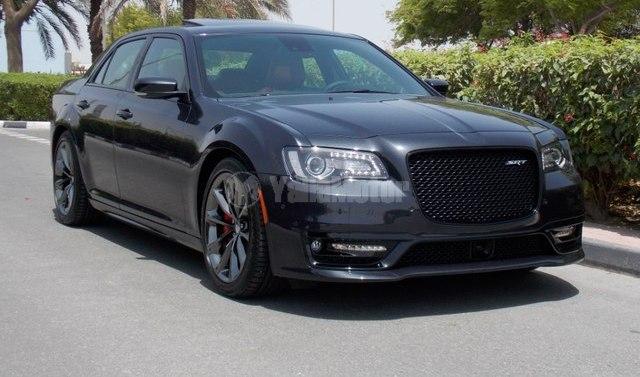 Used Chrysler 300 Srt8 6 4 L 2016 Car For Sale In Dubai