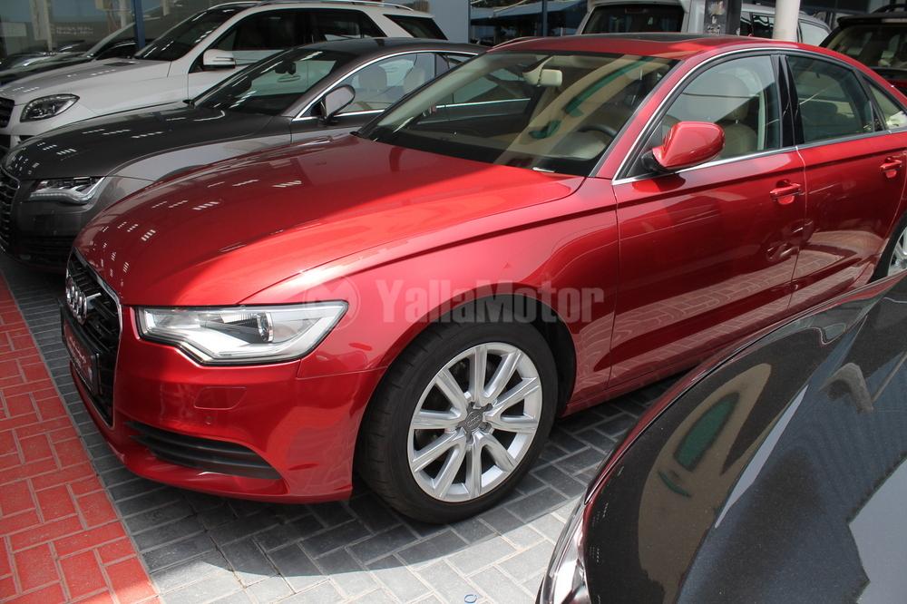 ... Used Audi A6 2014 ...