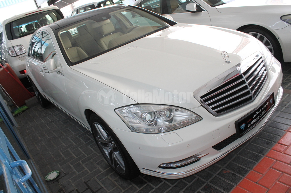 Used mercedes benz s class s 300 2012 car for sale in doha for Mercedes benz qatar
