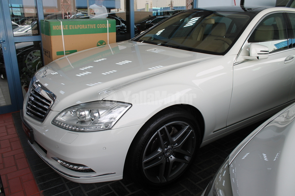 Used mercedes benz s class s 300 2012 car for sale in for Mercedes benz s class used for sale