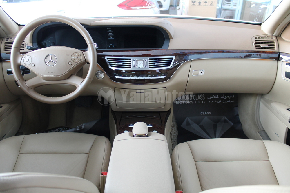 New Mercedes Benz S Class S 300 2012 Car For Sale In Cairo