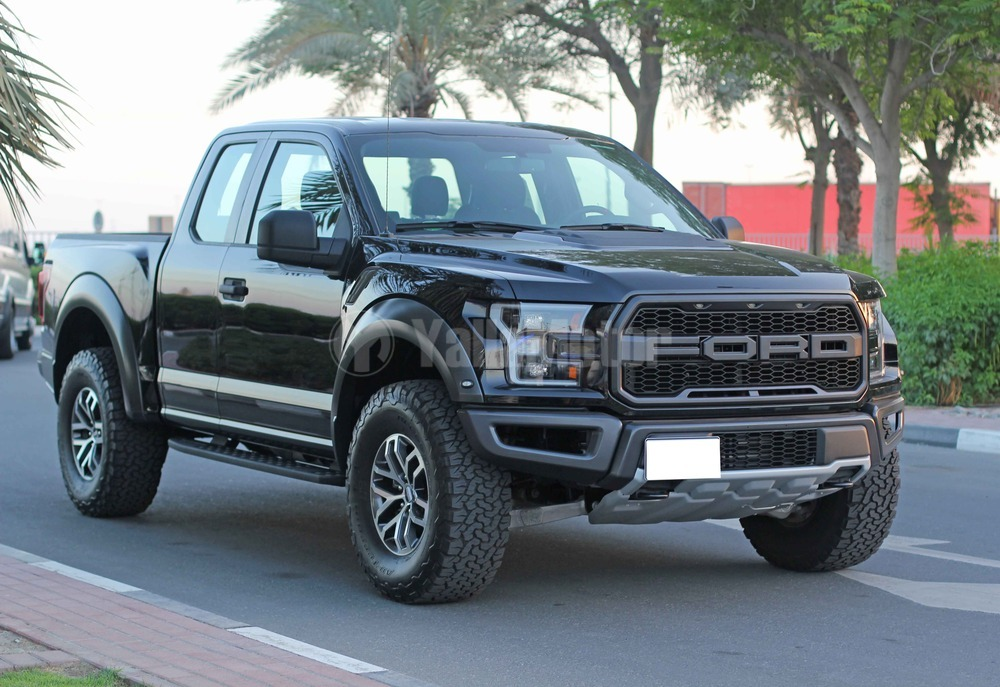 New Ford F 150 Raptor 2017 Car For Sale In Dubai